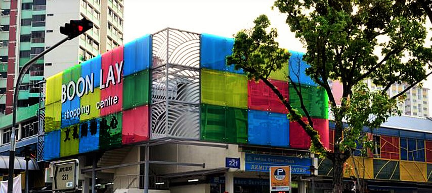 Photo Gallery Boon Lay Shopping Centre